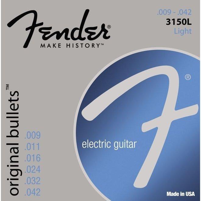 Fender - Original Bullets, 9-42 Super Light