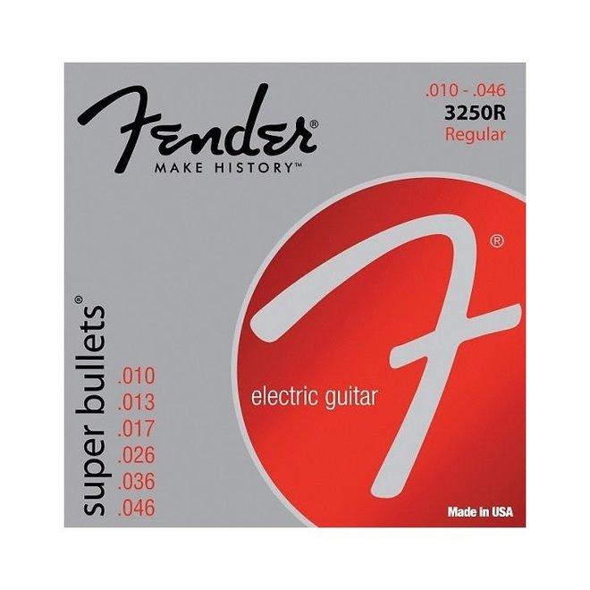 Fender - Super Bullets, 10-46 Regular Light