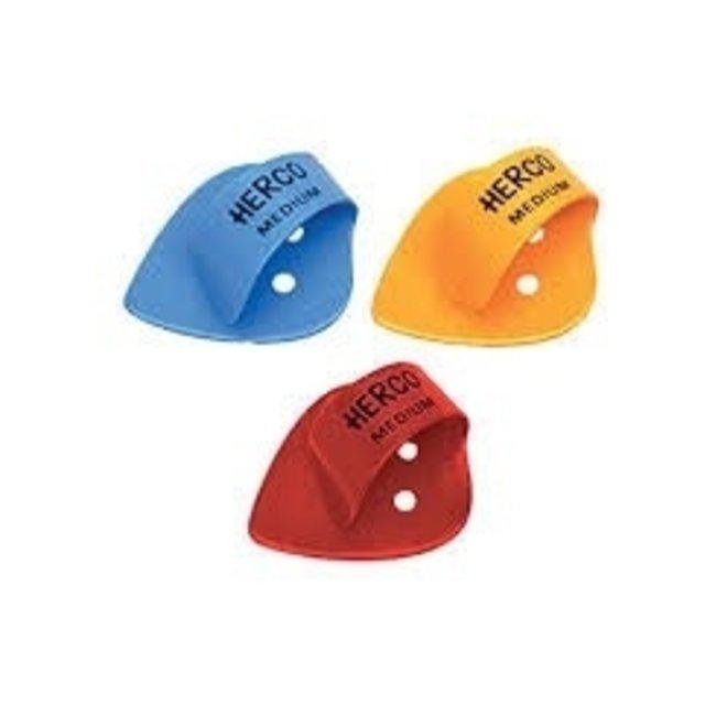 Herco - Thumb PIck, medium gauge (3 pack)