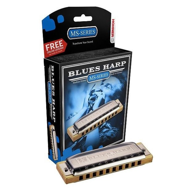 Hohner - Blues Harp, A