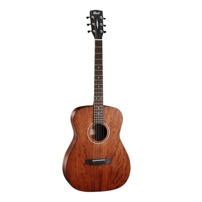 Cort - Concert Folk Acoustic, All Mahogany