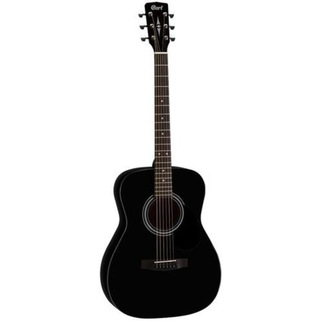 Cort - Concert Folk Acoustic, Black