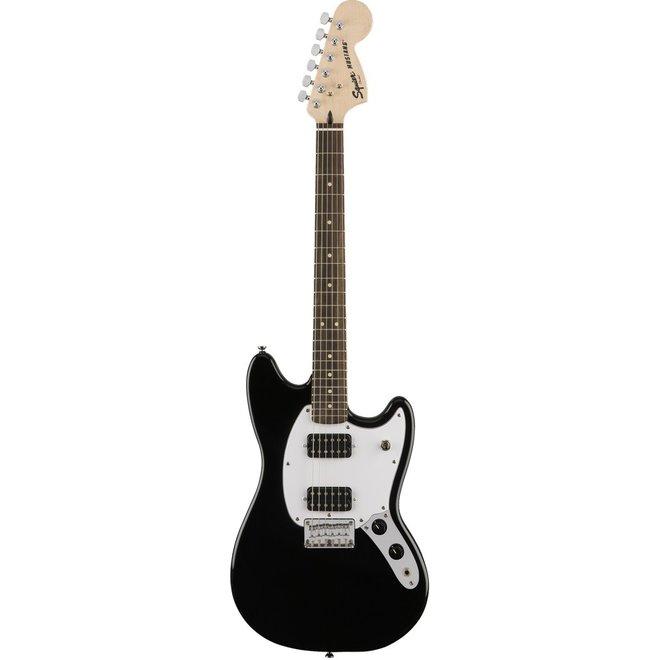 Squier - Bullet Mustang, Laurel Fingerboard, Black