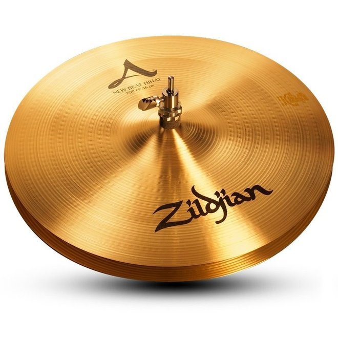 "Zildjian - 14"" New Beat Hi-Hat, Pair"