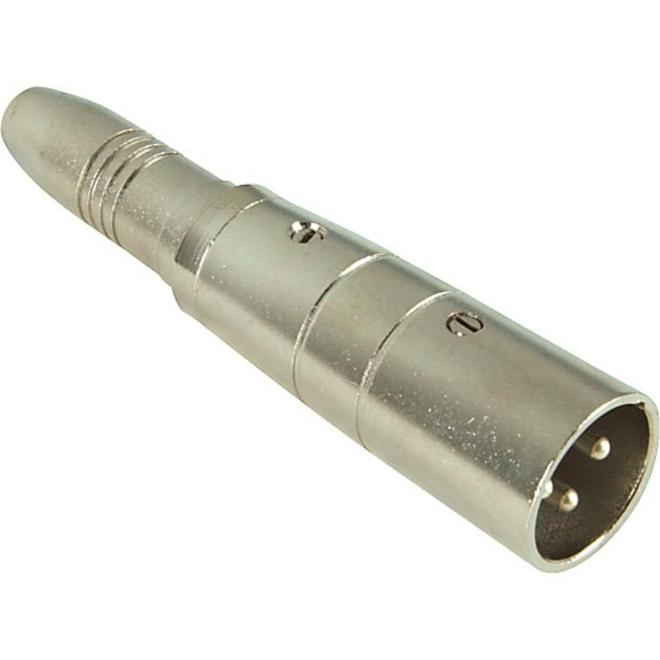 "Hosa - XLRM to 1/4""F TRS Adaptor"