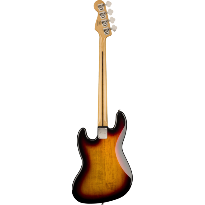 Squier - Classic Vibe '60s Jazz Bass Fretless, Laurel Fingerboard, 3-Color Sunburst