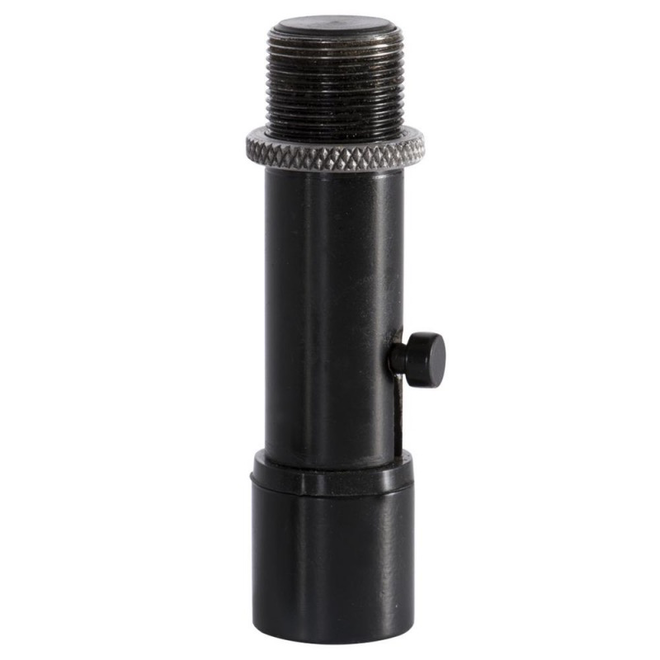 On-Stage - Mic Clip, Quik Clip, Black