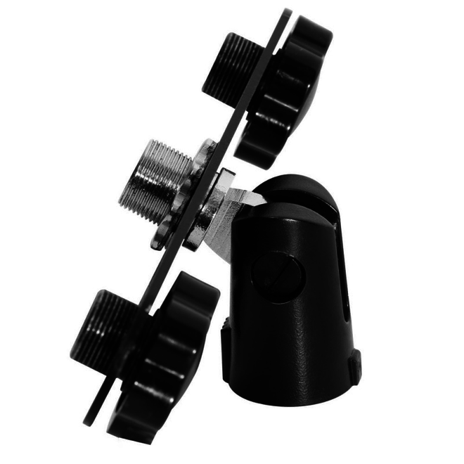 On-Stage - Stereo microphone attachment bar, holds up to 3 microphones