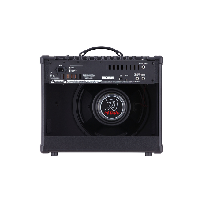 Boss - Katana 50 MkII 1x12 inch 50-watt Combo Amp
