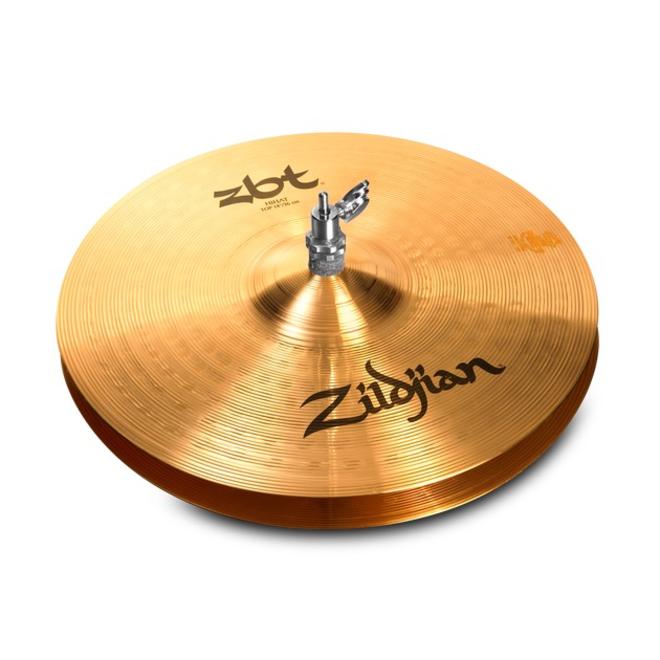 "Zildjian - ZBT Hi-Hats, 14"""