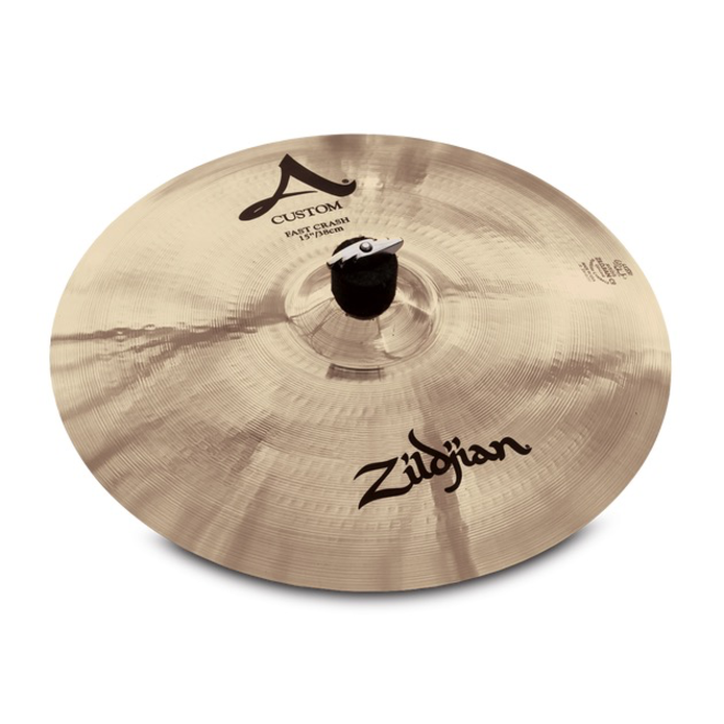 "Zildjian - 15"" A Custom Fast Crash"