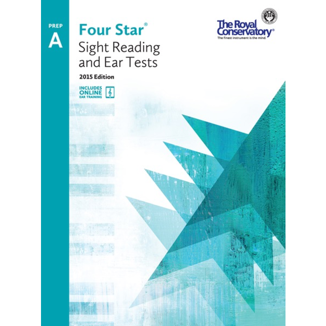 RCM - Four Star, Sight Reading and Ear Tests, Preparatory A