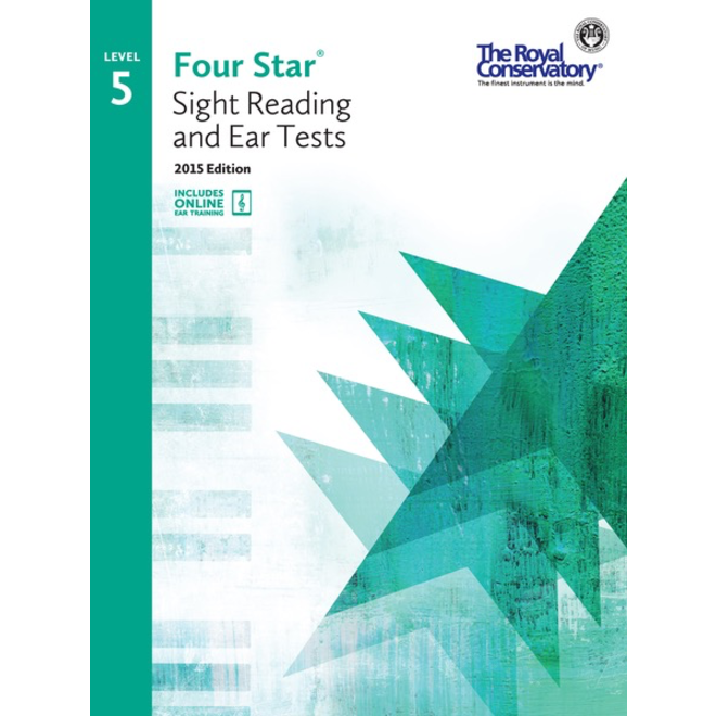 RCM - Four Star, Sight Reading and Ear Tests, Level 5