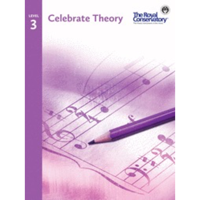 RCM - Celebrate Theory, Level 3