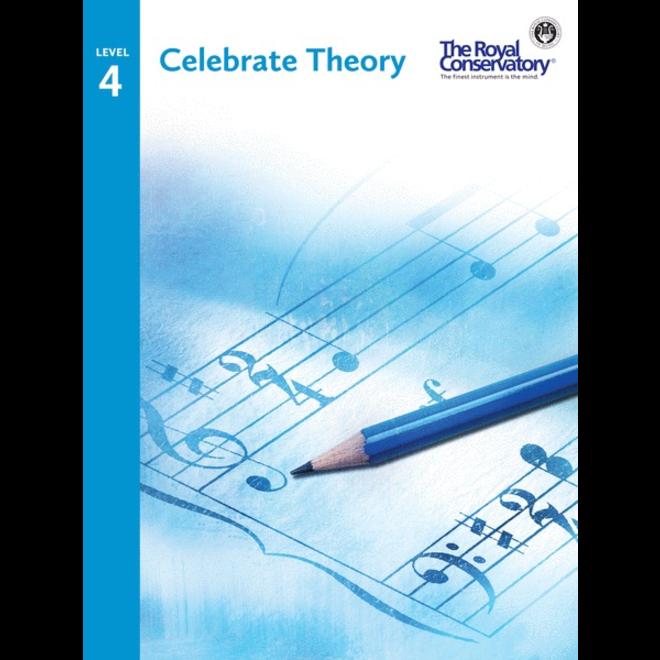 RCM - Celebrate Theory, Level 4