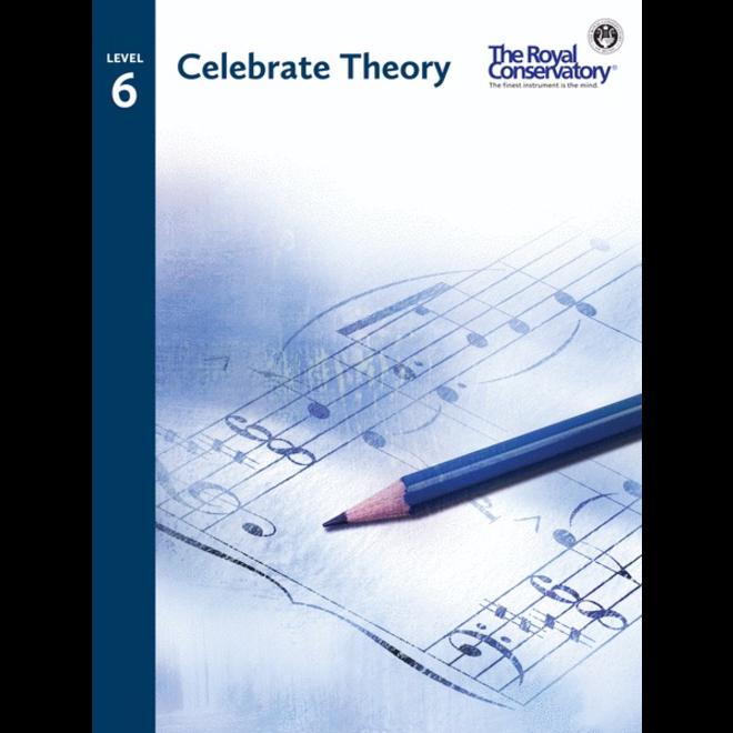 RCM - Celebrate Theory, Level 6