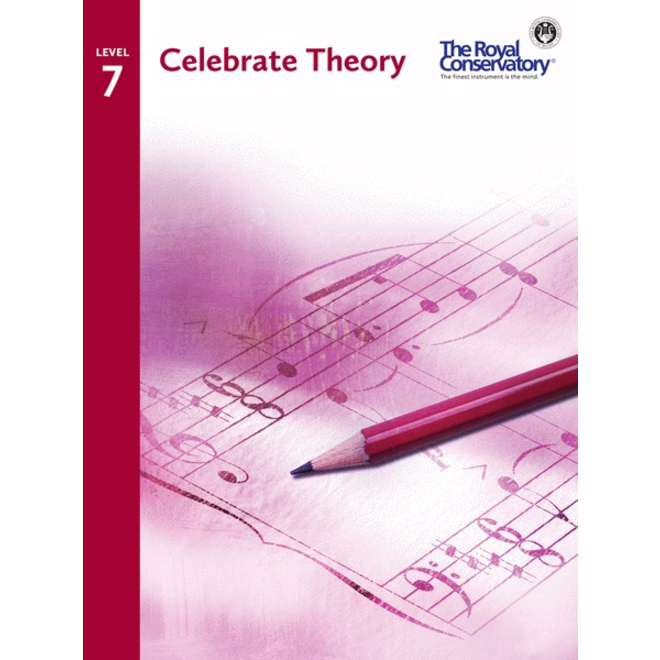 RCM - Celebrate Theory, Level 7