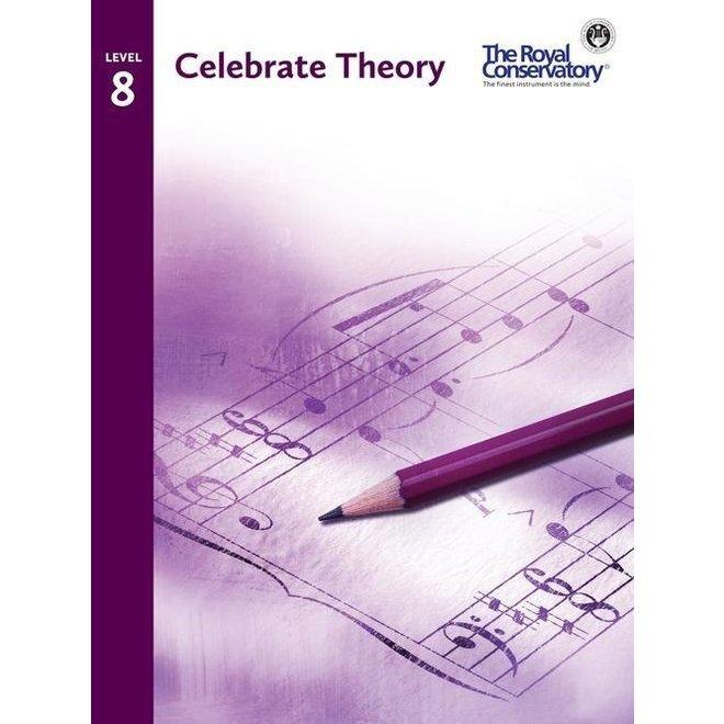RCM - Celebrate Theory, Level 8