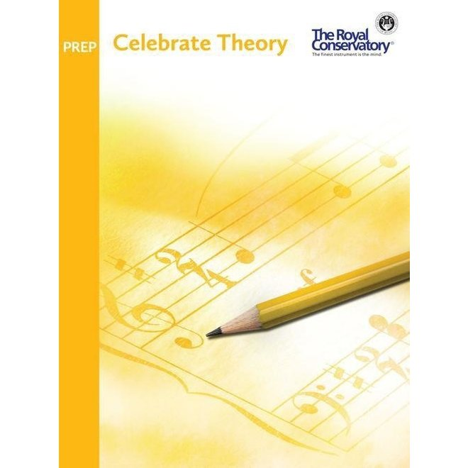 RCM - Celebrate Theory, Preparatory Level