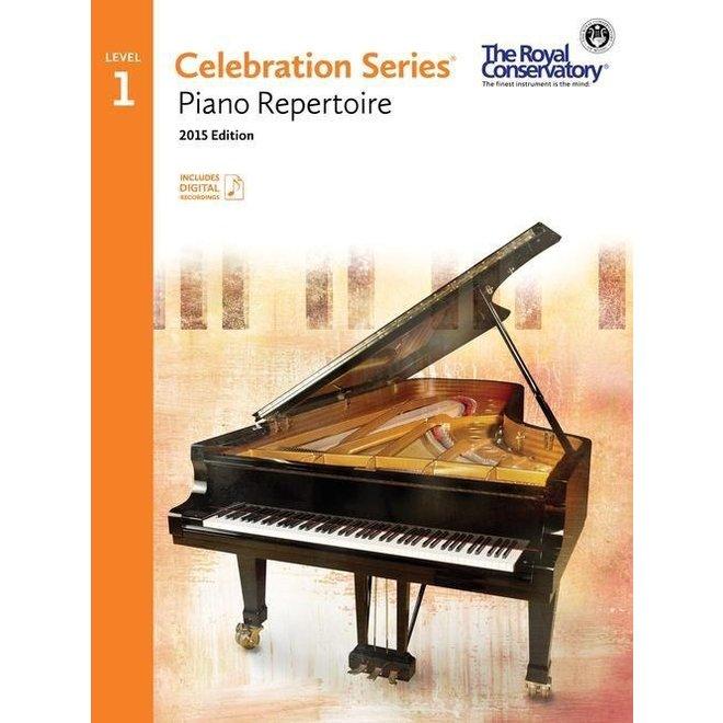RCM - Celebration Series, 2015 Edition, Piano Repertoire 1
