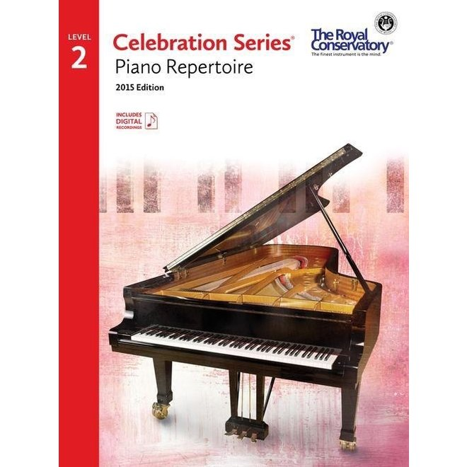 RCM - Celebration Series, 2015 Edition, Piano Repertoire 2