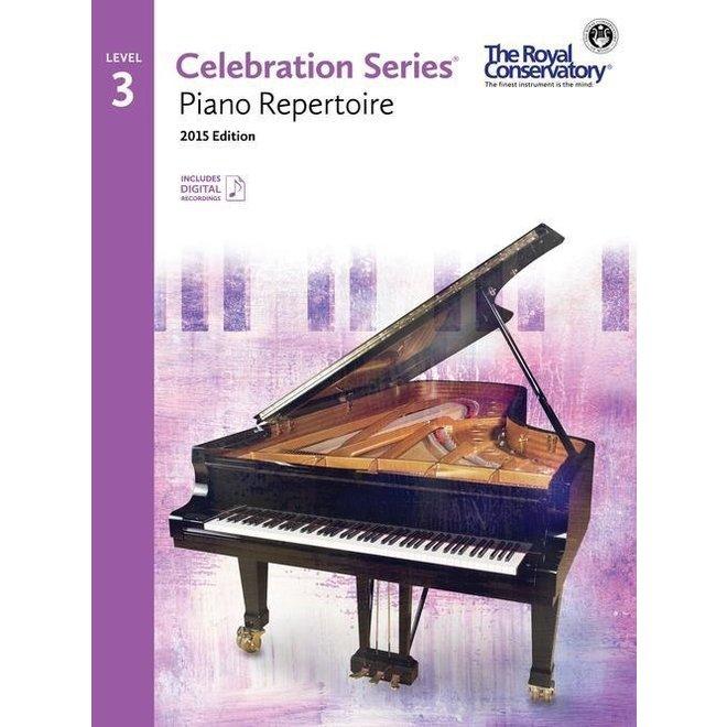 RCM - Celebration Series, 2015 Edition, Piano Repertoire 3