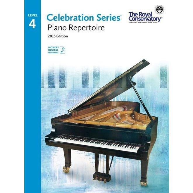 RCM - Celebration Series, 2015 Edition, Piano Repertoire 4