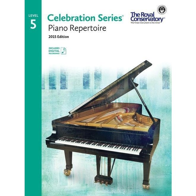 RCM - Celebration Series, 2015 Edition, Piano Repertoire 5