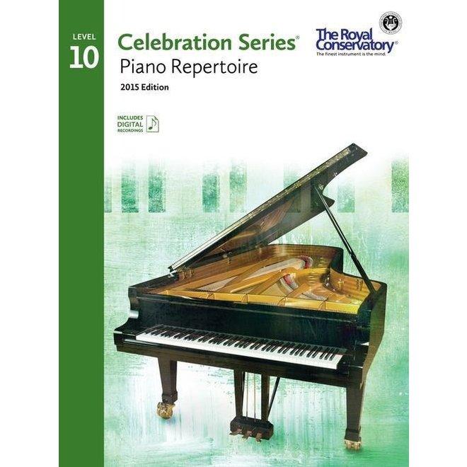RCM - Celebration Series, 2015 Edition, Piano Repertoire 10