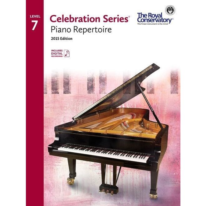 RCM - Celebration Series, 2015 Edition, Piano Repertoire 7