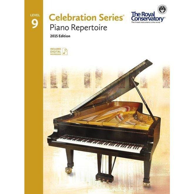 RCM - Celebration Series, 2015 Edition, Piano Repertoire 9
