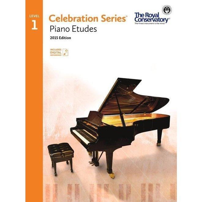 RCM - Celebration Series, 2015 Edition, Piano Studies/Etudes 1
