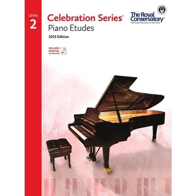 RCM - Celebration Series, 2015 Edition, Piano Studies/Etudes 2