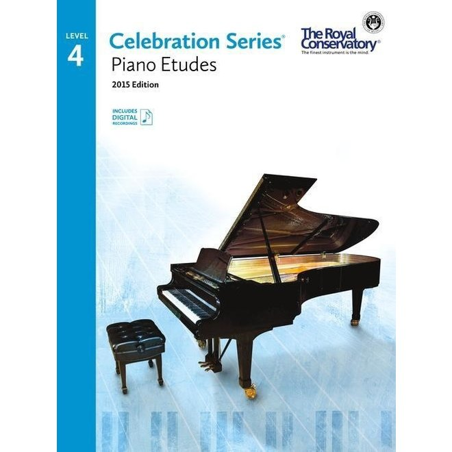 RCM - Celebration Series, 2015 Edition, Piano Studies/Etudes 4