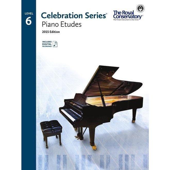 RCM - Celebration Series, 2015 Edition, Piano Studies/Etudes 6