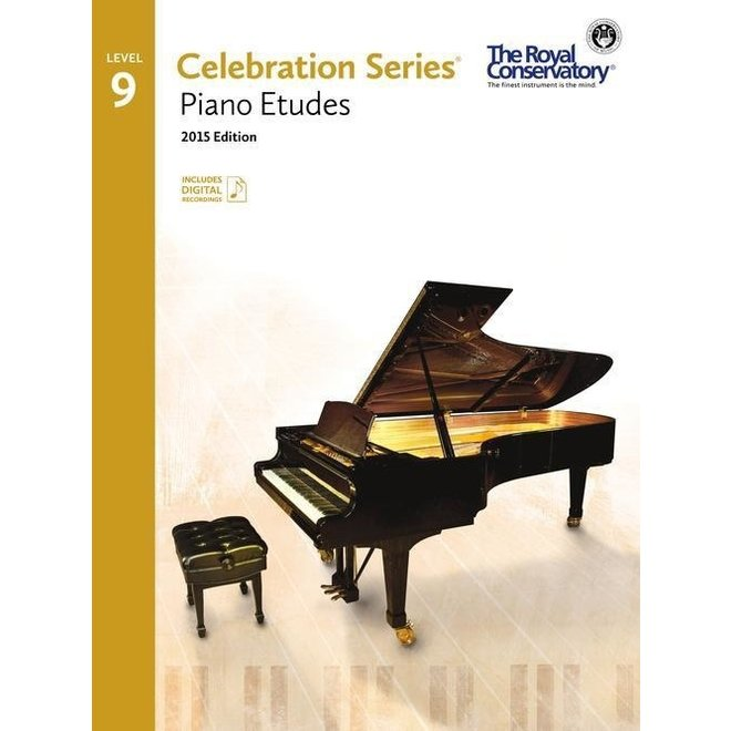 RCM - Celebration Series, 2015 Edition, Piano Studies/Etudes 9