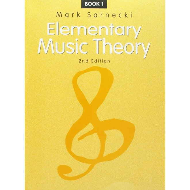 Mark Sarnecki - Elementary Music Theory, Book 1 (2nd edition)