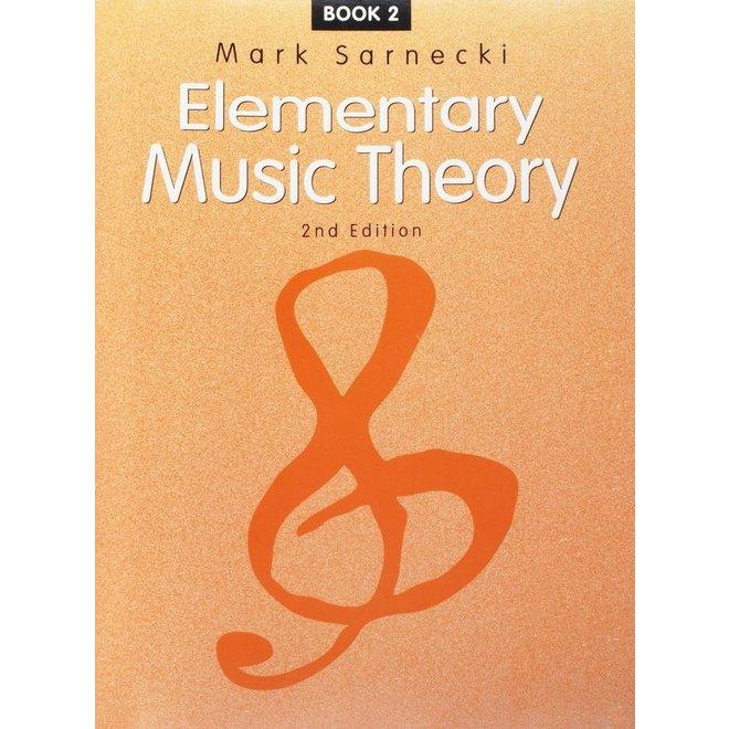 Mark Sarnecki - Elementary Music Theory, Book 2 (2nd edition)