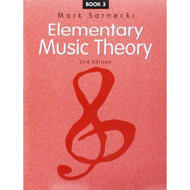 Mark Sarnecki - Elementary Music Theory, Book 3 (2nd edition)