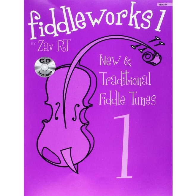 FHM - Fiddleworks: New & Traditional Fiddle Tunes 1
