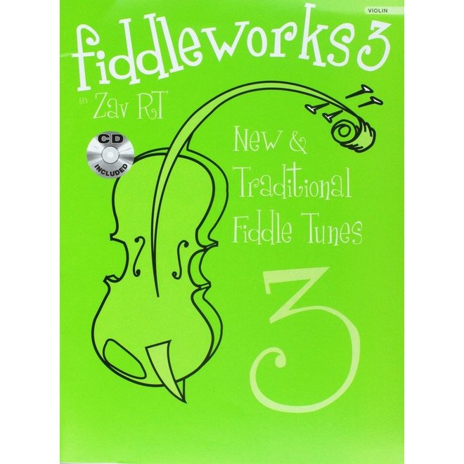 FHM - Fiddleworks: New & Traditional Fiddle Tunes 3