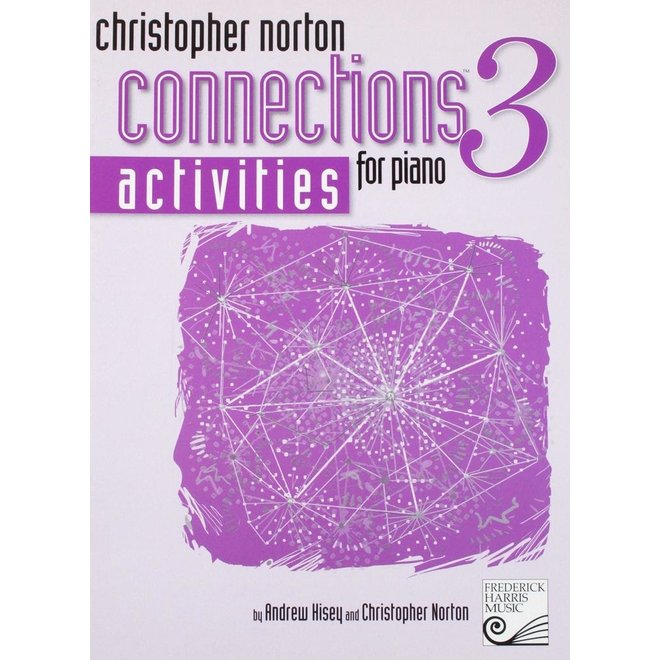 Christopher Norton - Connections 3 Activities For Piano