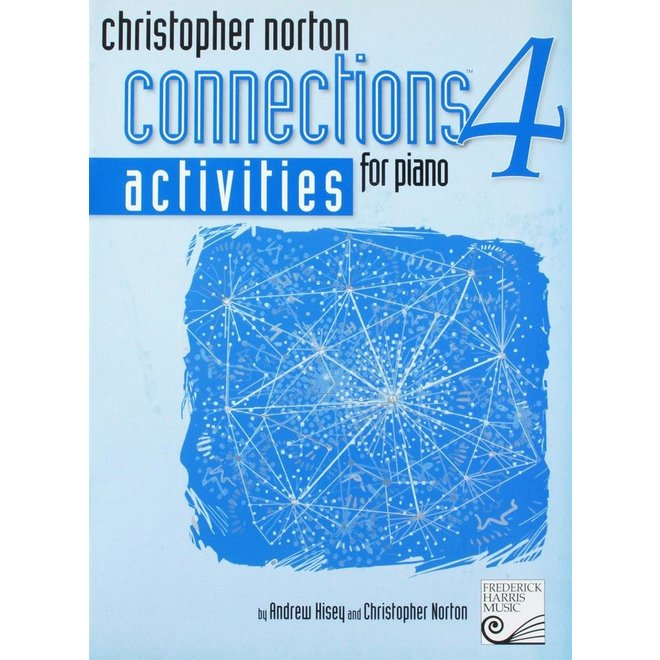 Christopher Norton - Connections 4 Activities For Piano