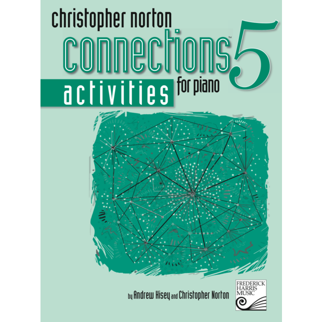 Frederick Harris Music - Connections 5 Activities For Piano