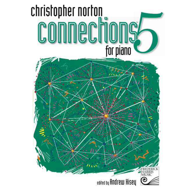 Frederick Harris Music - Connections 5 For Piano