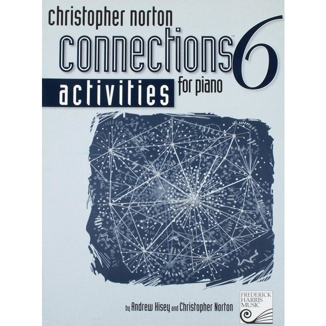 Christopher Norton - Connections 6 Activities For Piano