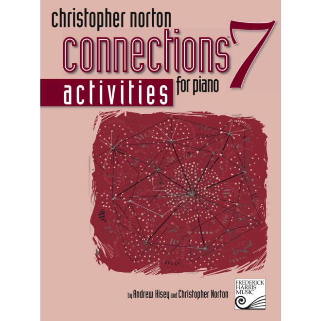 Christopher Norton - Connections 7 Activities For Piano