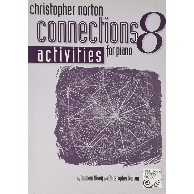 Christopher Norton - Connections 8 Activities For Piano