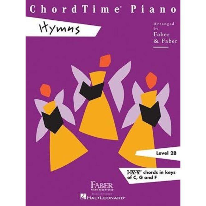 Hal Leonard - Faber ChordTime Piano, Level 2B, Hymns