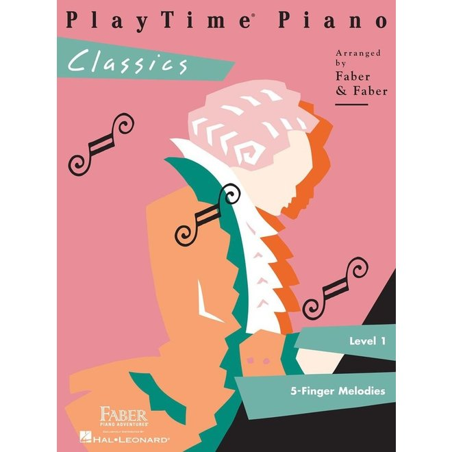Hal Leonard - Faber PlayTime Piano, Level 1, Classics